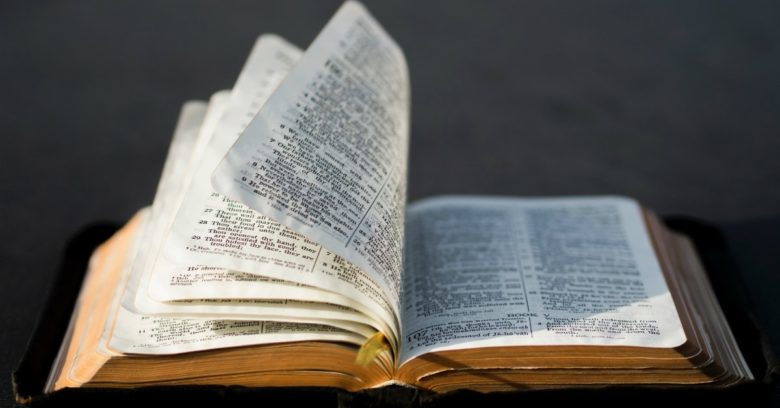 La Bible est retirée des sites de vente en ligne, ce n'est plus disponible en Chine 31