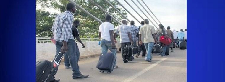 Plus d'un million d'étrangers vivent au Chili, la plupart sont des haïtiens 26