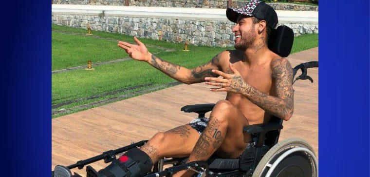 Dossier Neymar : Et s'il n'est pas toujours en convalescence, et il attend le mondial? 26