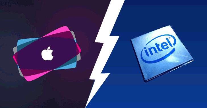 Apple pourrait remplacer les processeurs Intel de ses Macs par ses propres puces dès 2020 27