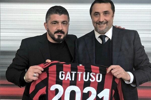 De 120.000 à 2 millions d'euros, Gennaro Gattuso a fini par gagner la confiance des dirigeants milanais 26