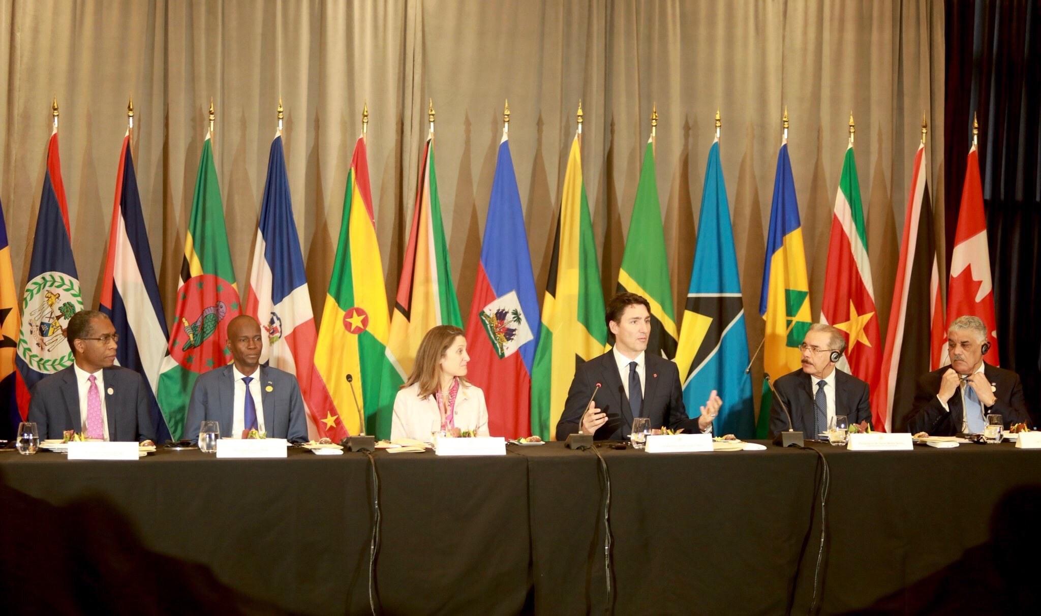OEA: Jovenel Moïse participe au huitième sommet des Amériques au Pérou 29