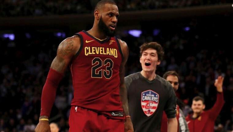 Basket - NBA : King LeBron continue d'écrire son histoire 29