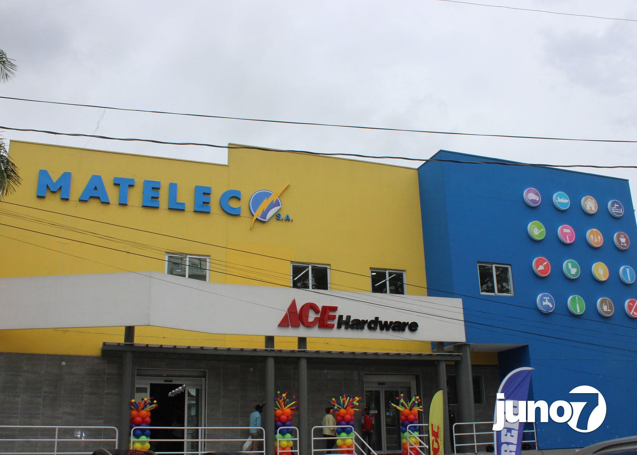Matelec, un nouveau showroom libre service à Pétion-Ville