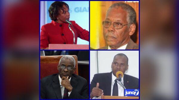 Des partis politiques condamnent l'attaque armée contre le bureau du sénateur Latortue
