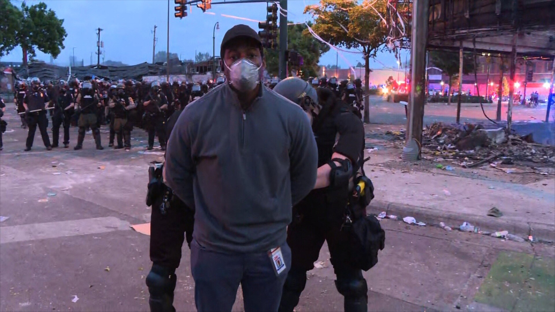 Plus de 140 journalistes attaqués lors des manifestations aux États-Unis
