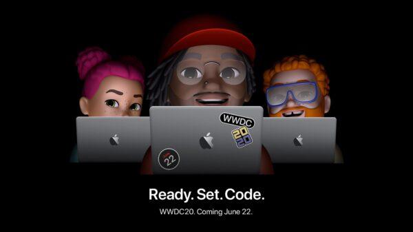 La conference des développeurs de Apple sera virtuelle et gratuite le 22 juin 2020