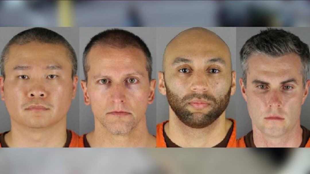 Affaire George Floyd: désormais les quatre policiers inculpés
