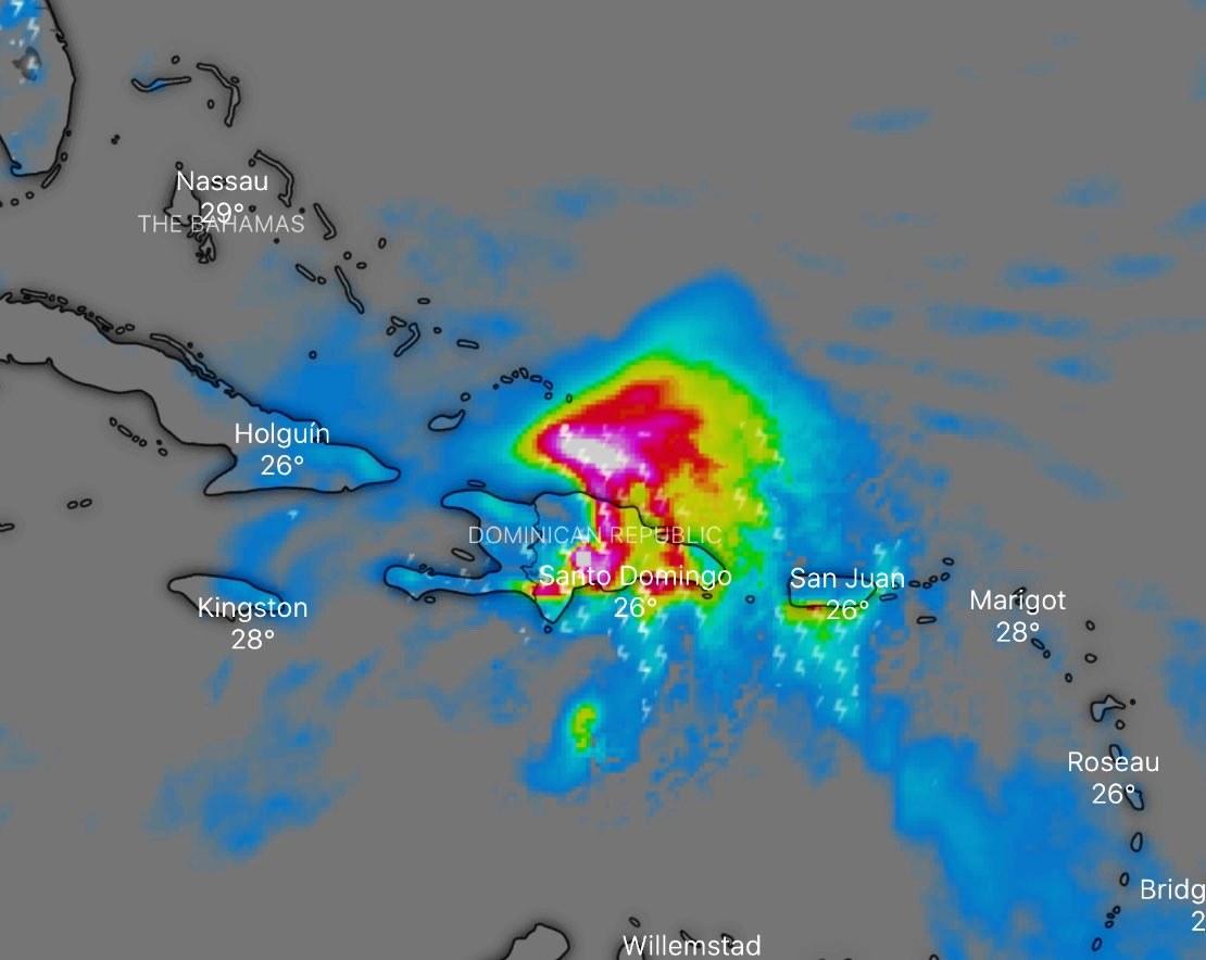 Haïti-Tempête Isaias: la DPC active le Centre d'opérations d'urgence national