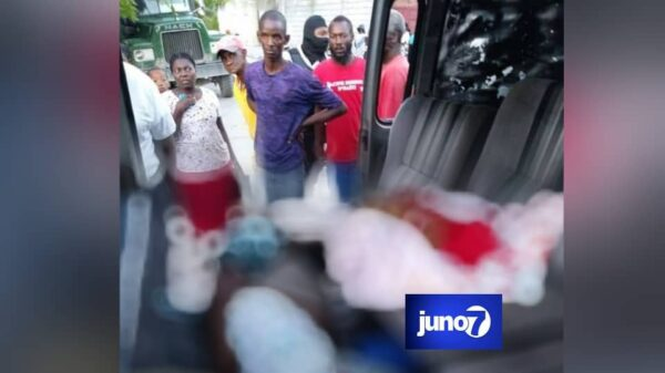 Une femme et son bébé de 4 mois tués à Ganthier par le Gang 400 marozo