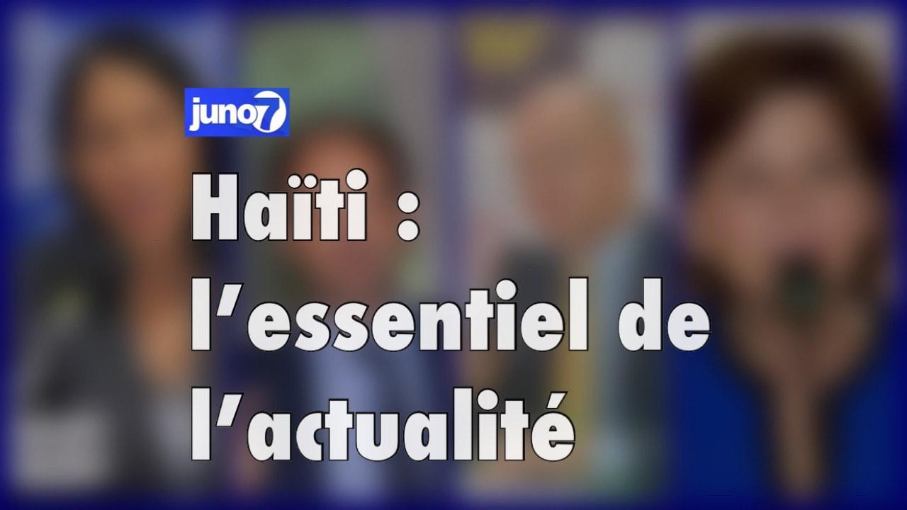 Haïti: l'essentiel de l'actualité du lundi 14 décembre 2020