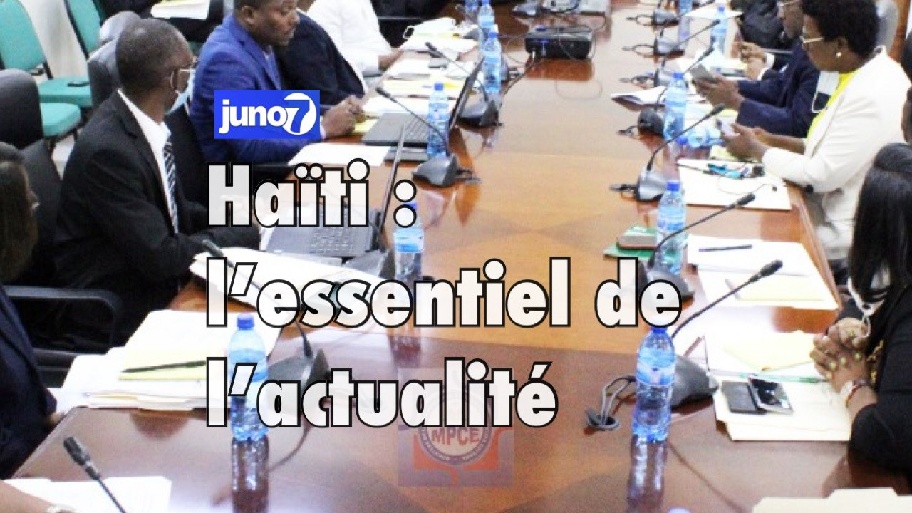 Haïti: l'essentiel de l'activité du vendredi 4 décembre 2020