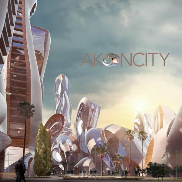 Akon a attribué un contrat de 6 milliards de dollars à KE International pour construire Akoncity
