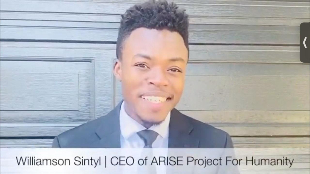 Concours Mars Shot, l'haïtien Williamson Syntil à un pas de concrétiser son rêve