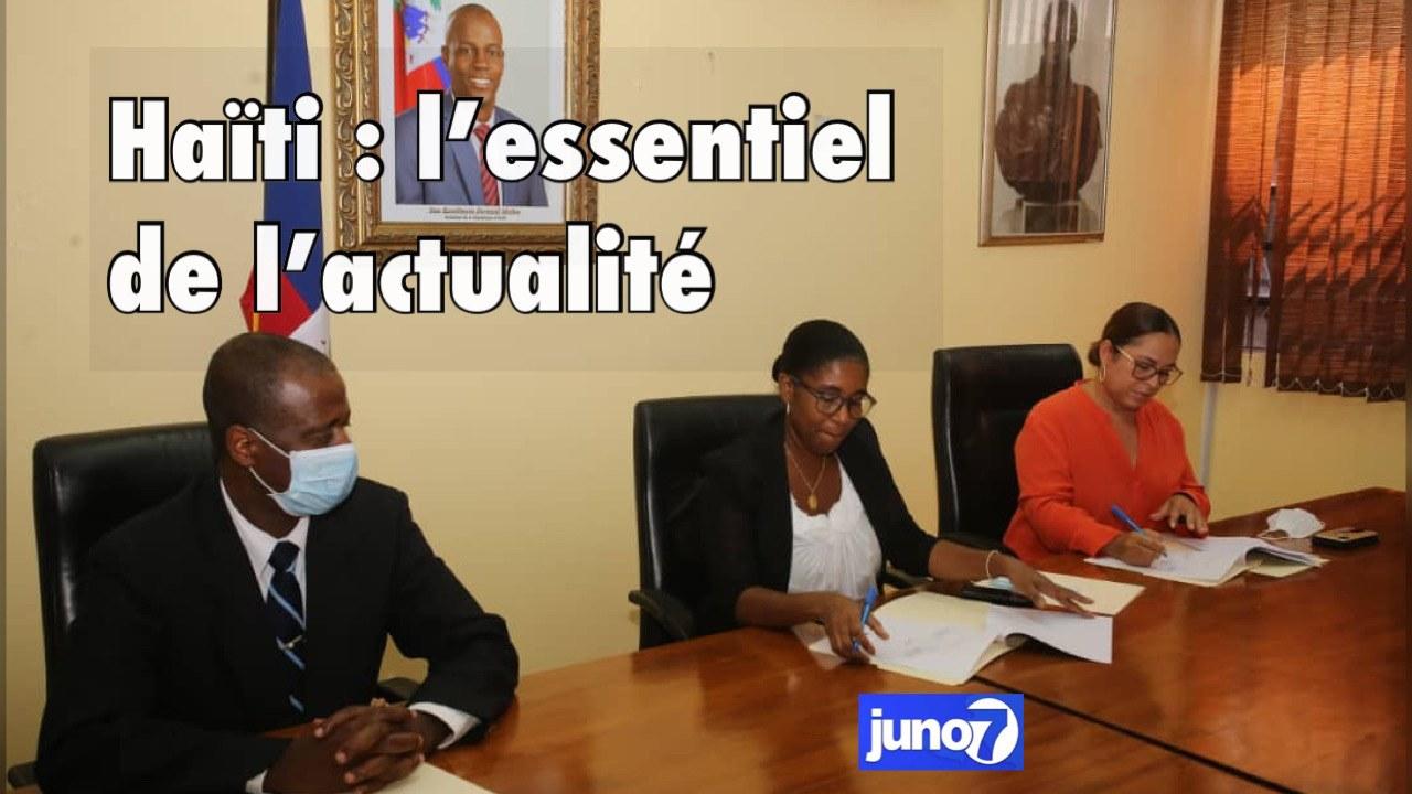 Haïti : L'essentiel de l'actualité du jeudi 30 juillet 2020