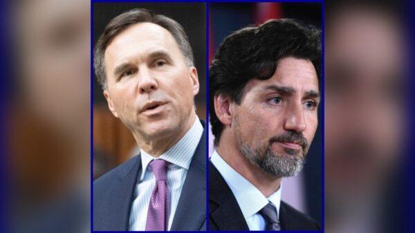 Le ministre des finances canadien Bill Morneau démissionne sur fonds de désaccords avec Justin Trudeau