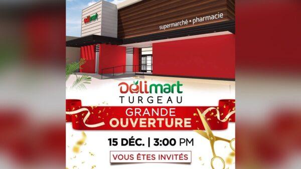 """""""Le Delimart de Turgeau ouvrira ses portes le 15 décembre"""", annonce Réginald Boulos"""