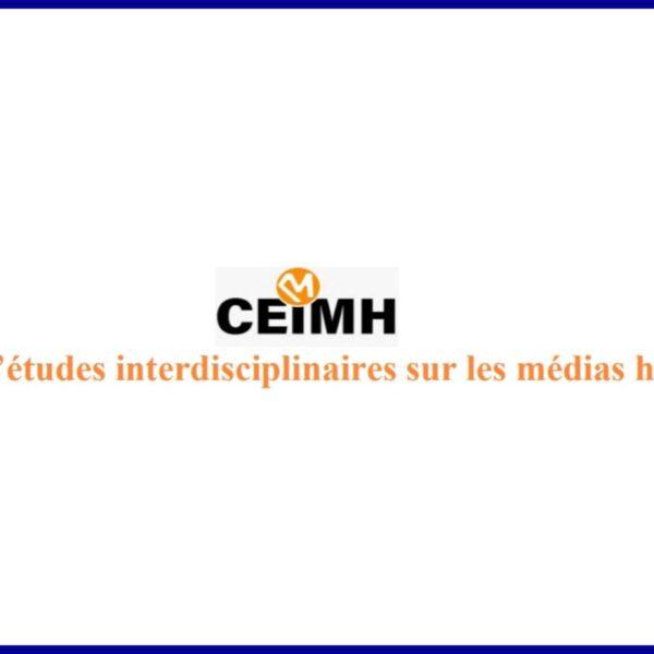 CEIMH publie son étude sur la transformation par le numérique des rapports public/médias