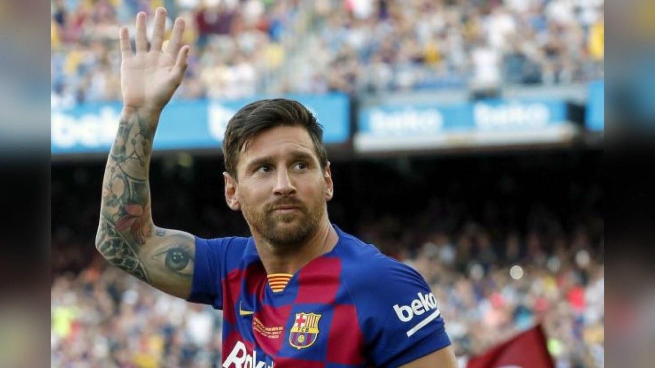 Leo Messi veut quitter le FC Barcelone