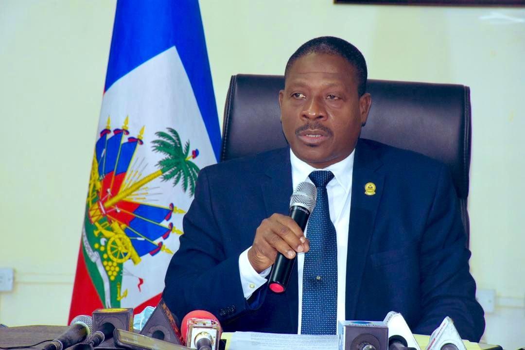 Le ministre de la justice, Rockfeller Vincent, appelle à la tolérance zéro contre les bandits