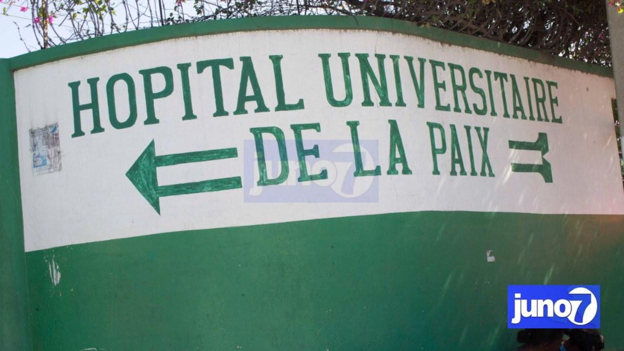 Haïti Santé: l'Hôpital La Paix en grève à l'heure du Covid-19