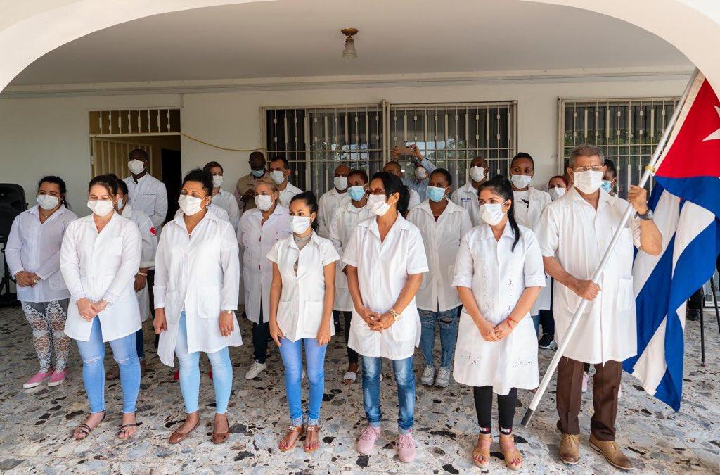 coopération médicale cubaine