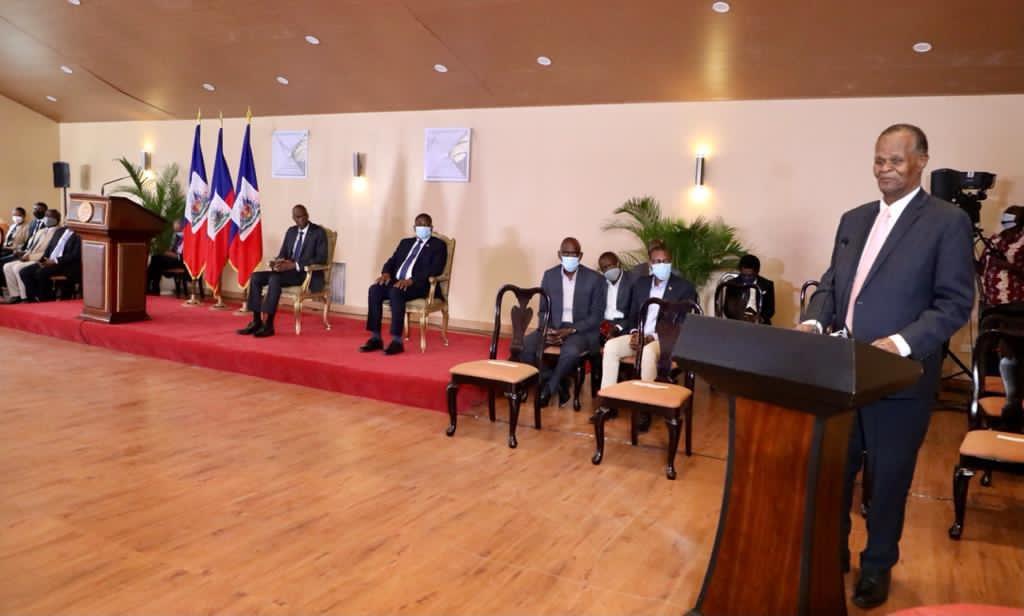 Élaboration d'une nouvelle constitution: le Comité Consultatif Indépendant à pied d'oeuvre