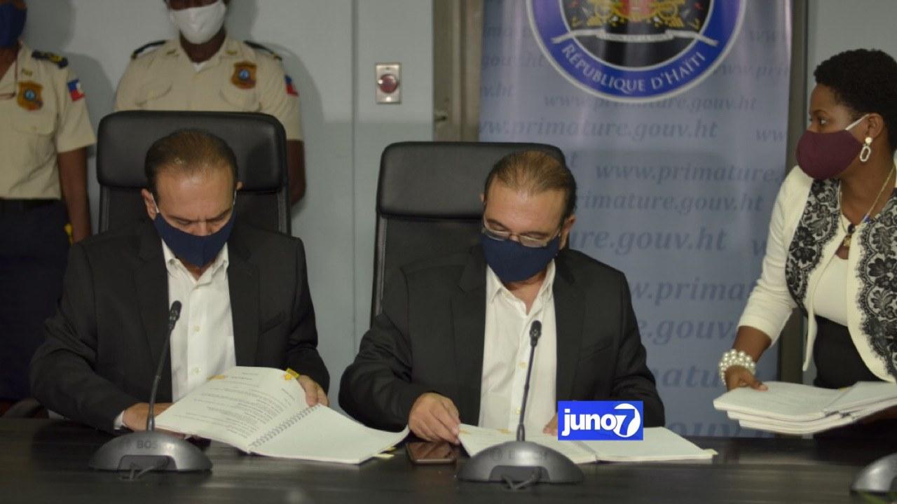 Les Docteurs Bitar n'ont donné d'entrevue à aucun média sur le protocole d'accord