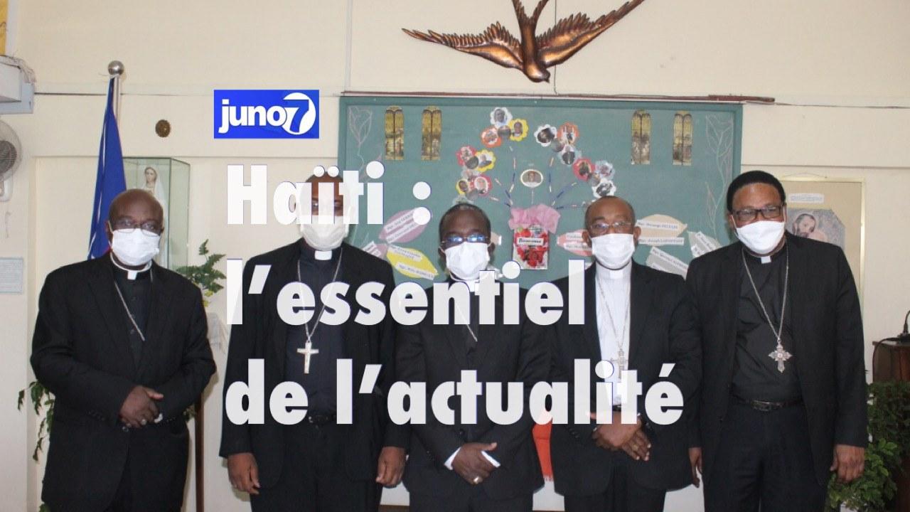 Haïti: l'essentiel de l'actualité du samedi 28 novembre 2020