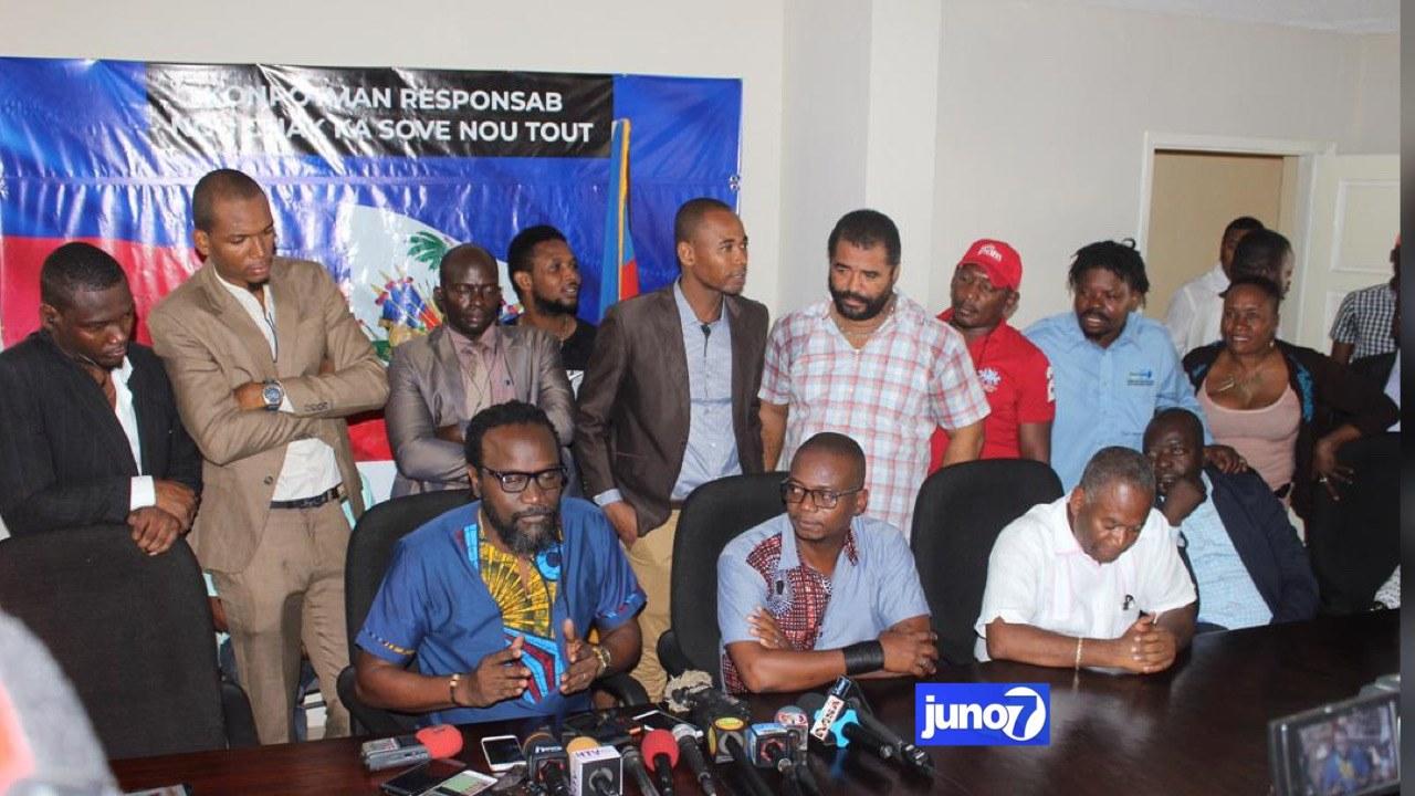 Sur fond d'unité retrouvée, le SDP appelle à la mobilisation générale le 18 novembre prochain