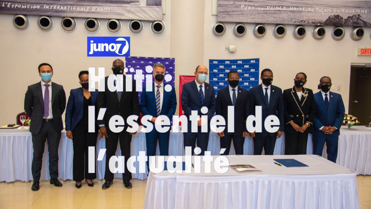 Haïti: L'essentiel de l'actualité du mercredi 25 novembre 2020