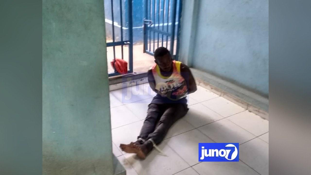 Tentative d'évasion de Anel Joseph déjouée par la PNH