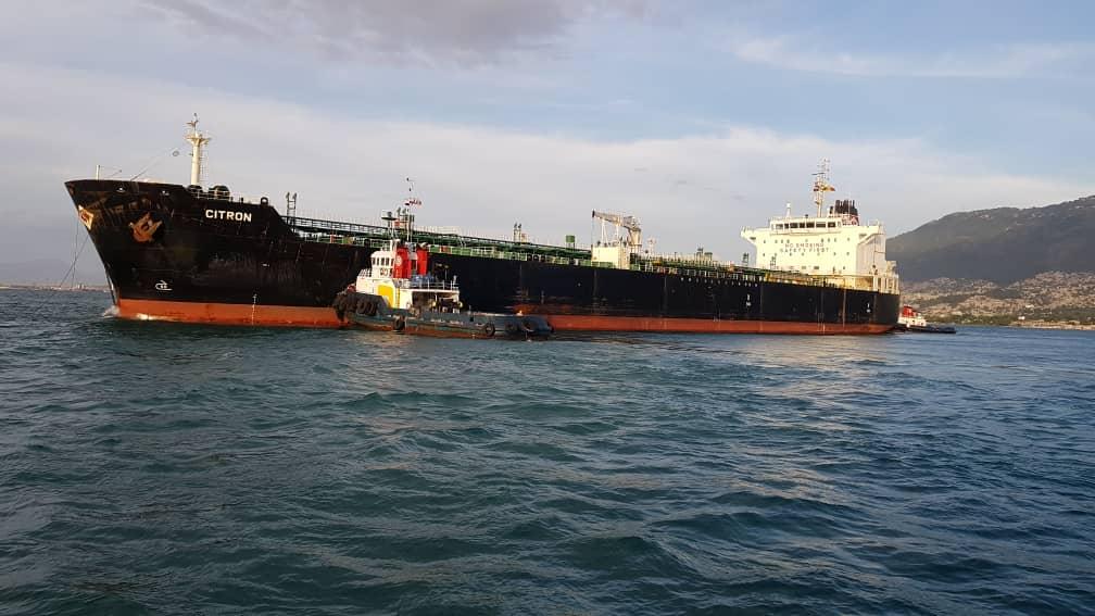 """Ignace Sainfleur: """"l'essence est disponible, les compagnies pétrolières n'ont pas d'espace"""""""