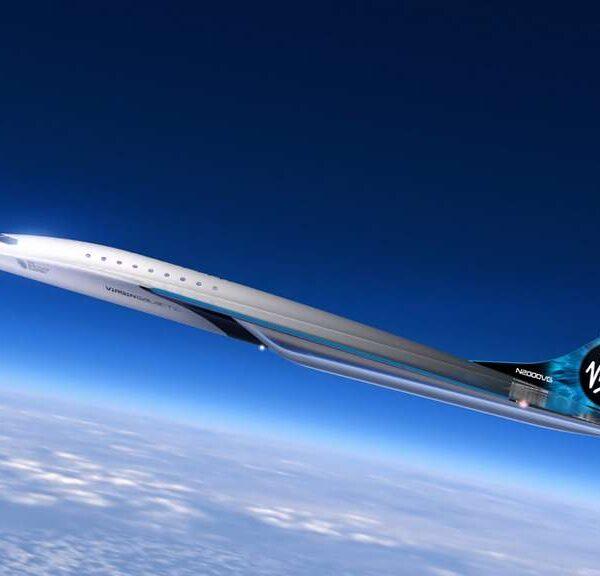 Une compagnie construit un avion trois fois plus rapide que le son