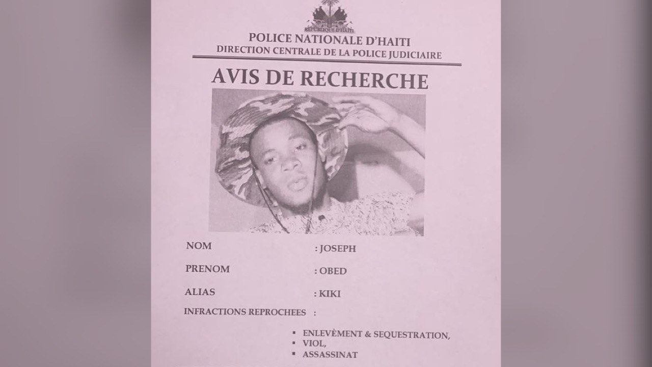 Assassinat d'Evelyne Sincère: la DCPJ lance un avis de recherche contre Obed Joseph