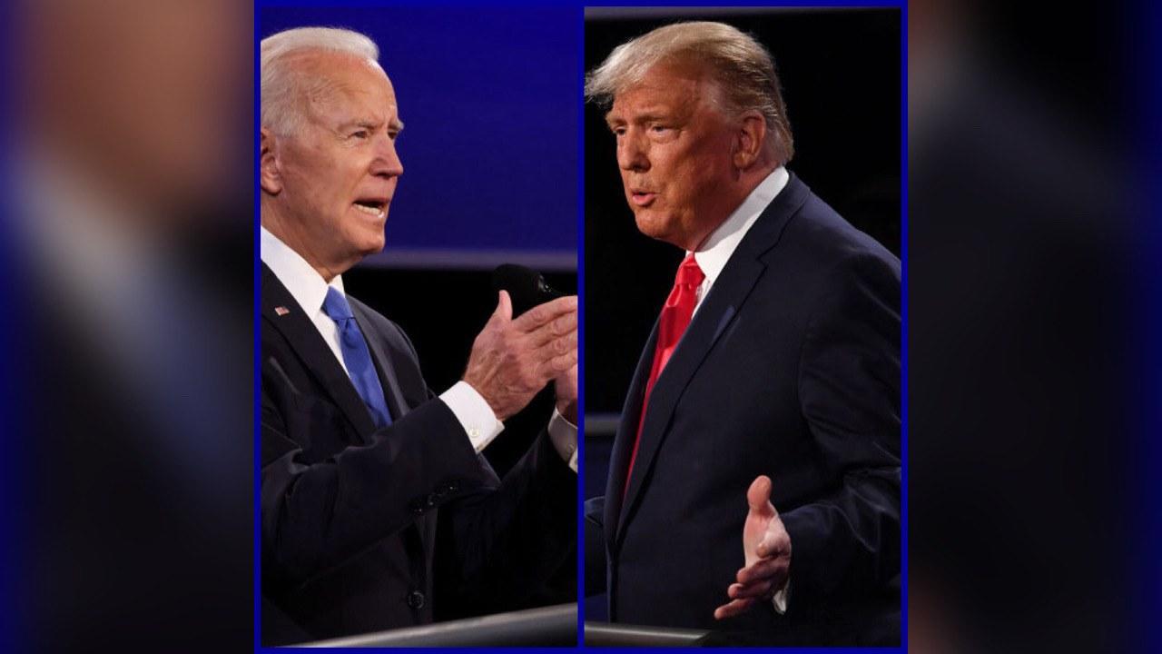 Joe Biden a fait une meilleure prestation d'ensemble selon un sondage CNN
