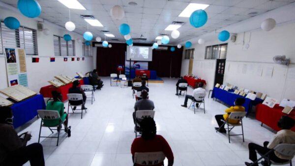 La Bibliothèque nationale d'Haiti commémore le 217e anniversaire du drapeau