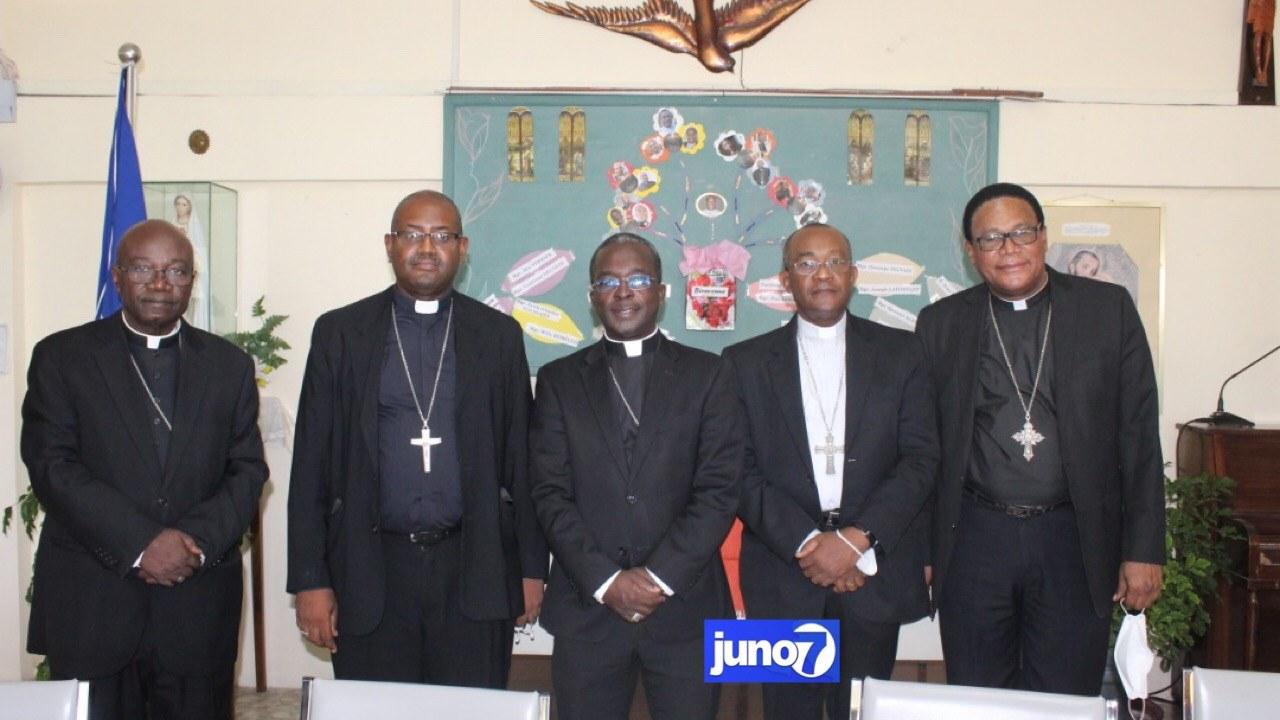L'église catholique dénonce l'insécurité, la misère et la crise politique, et appelle à un consensus