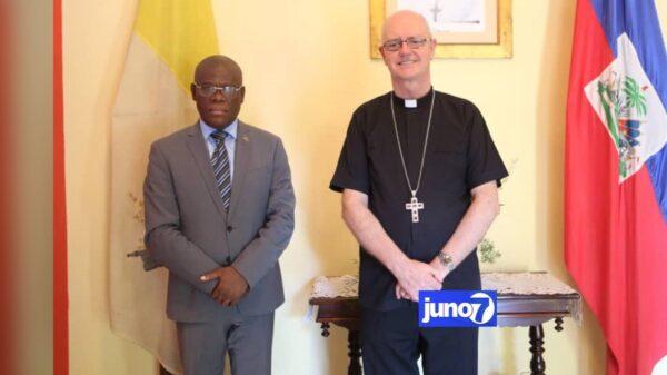 Le gouvernement haïtien cherche l'harmonie avec l'église