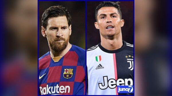 Messi détrôné par Cristiano Ronaldo
