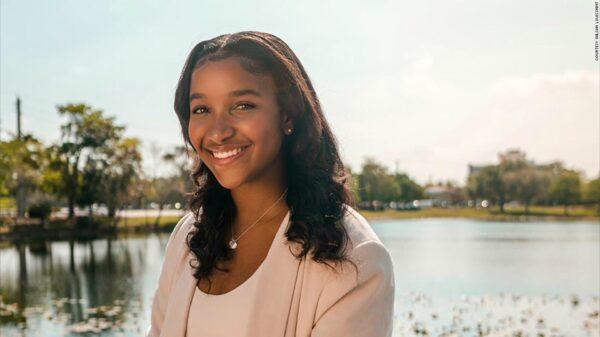 Danielle Geathers, première noire présidente de l'association des étudiants du MIT
