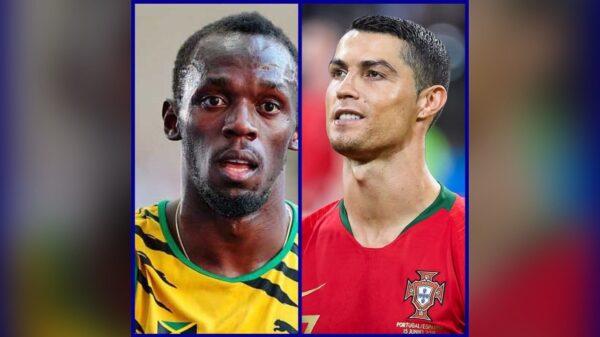 """""""Ronaldo est clairement plus rapide que moi"""", dixit Usain Bolt"""