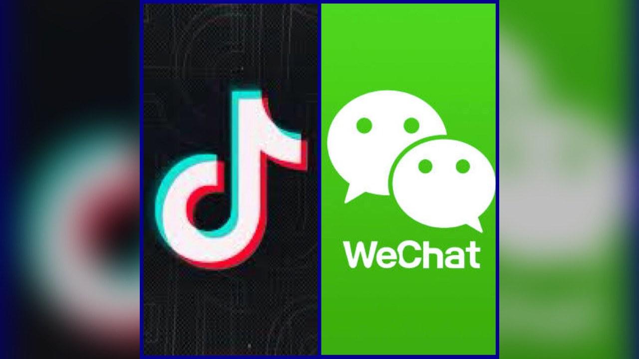 TikTok et WeChat interdites aux États-Unis