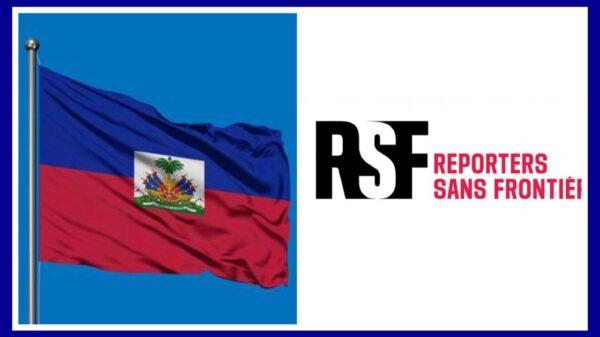 Haïti perd 21 places au classement de RSF relatif à la liberté de presse