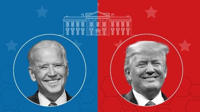 Présidentielles américaines : Biden a déjà récolté 227 grands électeurs contre 213 pour Trump