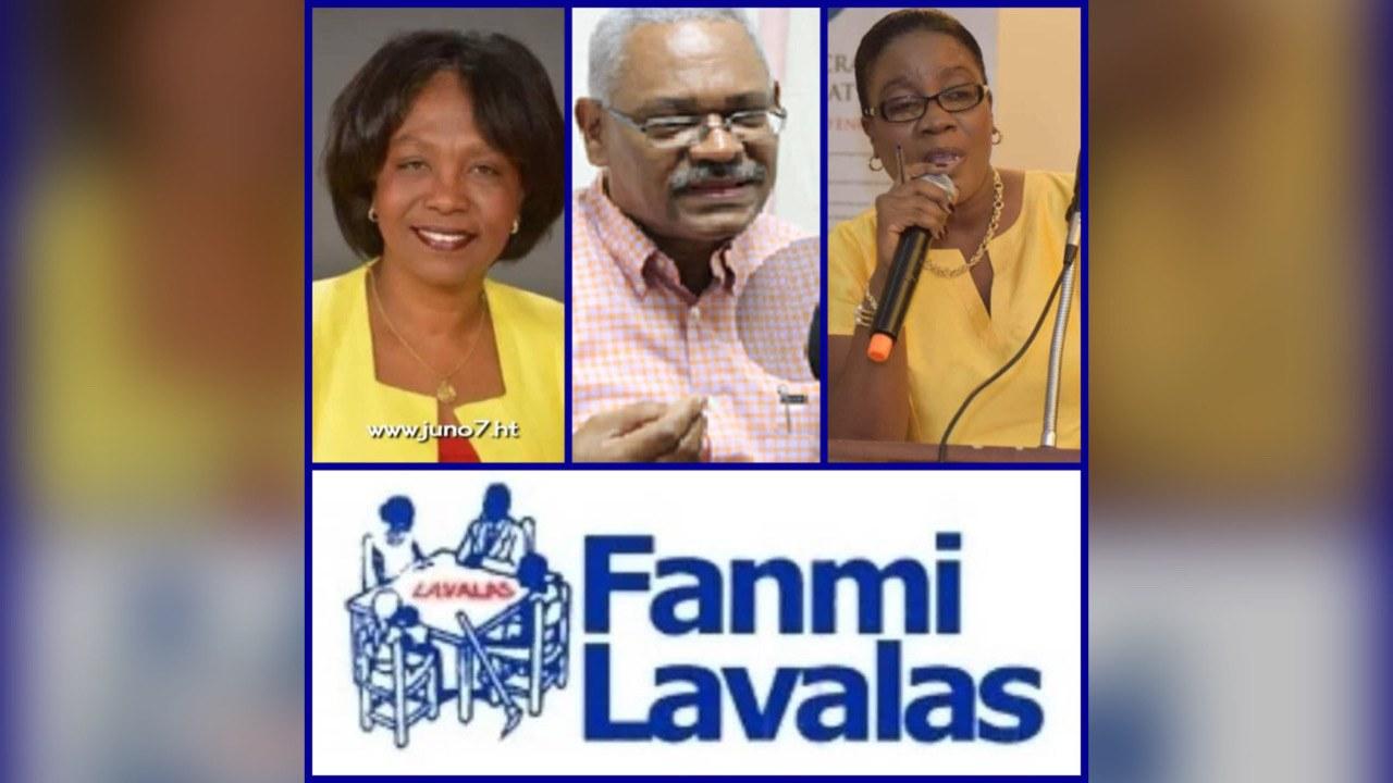 Une partie de l'opposition se propose de rencontrer Fanmi Lavalas