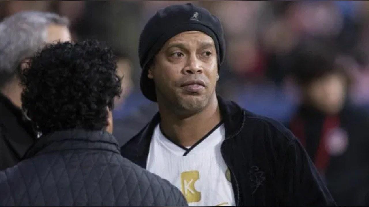 Emprisonné au Paraguay pour faux passeport, Ronaldinho pourrait être libéré le 24 août