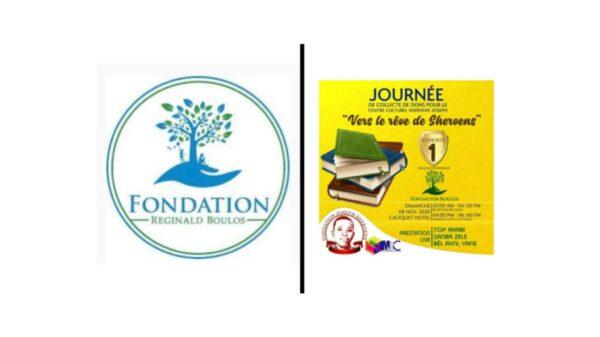 La fondation Boulos fait don de 150 ouvrages à la Bibliothèque Shervens Joseph