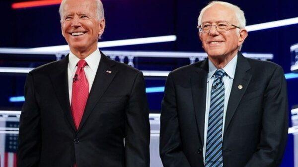 Bernie Sanders annonce son soutien à Joe Biden