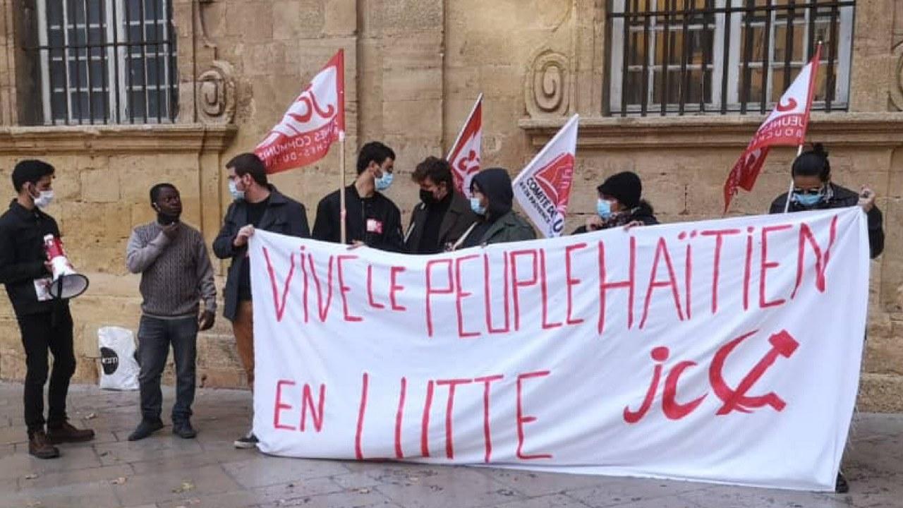 Lanmò Grégory Saint-Hilaire: Etidyan inivèsite Aix-Marseille yo kontinye ap mande jistis